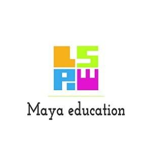 沈阳玛雅教育logo